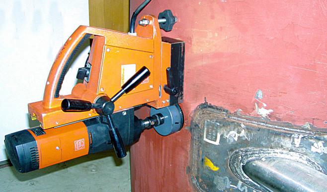 Montáže, opravy a rekonstrukce